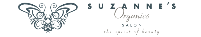 Suzanne's Organics Salon: the spirit of beauty, downtown Kalamazoo Michigan